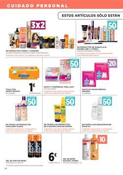 Ofertas de Maquillaje  en el folleto de Hipercor en Barcelona