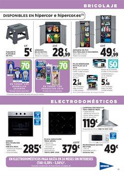 Ofertas de Microondas  en el folleto de Hipercor en Telde