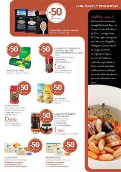 Ofertas de Tomate frito  en el folleto de Hipercor en Córdoba