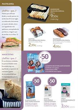 Ofertas de Muffins  en el folleto de Hipercor en El Puerto De Santa María