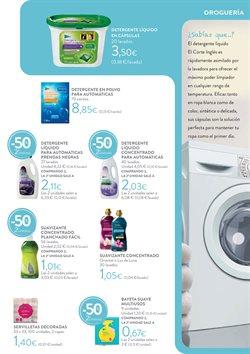 Ofertas de Detergente líquido  en el folleto de Hipercor en Las Palmas de Gran Canaria