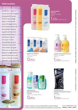 Ofertas de Gel de baño  en el folleto de Hipercor en El Ejido
