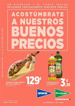 Ofertas de Hiper-Supermercados  en el folleto de Hipercor en Jerez de la Frontera