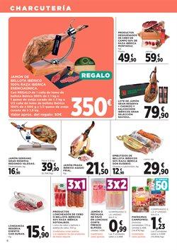 Ofertas de El Pozo  en el folleto de Hipercor en Madrid