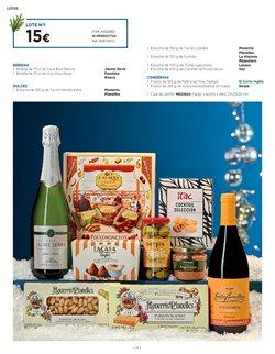 Ofertas de Lotes de Navidad  en el folleto de Hipercor en Madrid