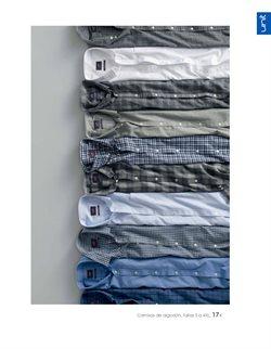 Ofertas de Camisa hombre  en el folleto de Hipercor en Fuenlabrada