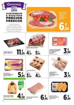 Ofertas de Solomillo de cerdo  en el folleto de Hipercor en Madrid