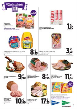 Ofertas de Campofrío  en el folleto de Hipercor en Córdoba