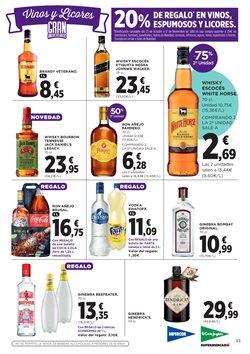 Ofertas de Whisky  en el folleto de Hipercor en Córdoba