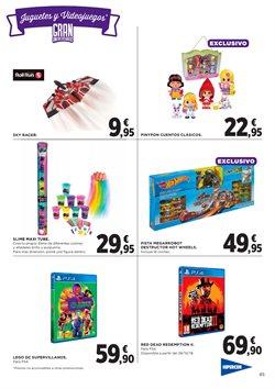 Ofertas de Juegos PS4  en el folleto de Hipercor en Alcalá de Henares