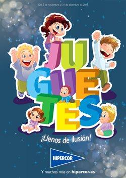 Ofertas de Juguetes y bebes  en el folleto de Hipercor en El Puerto De Santa María