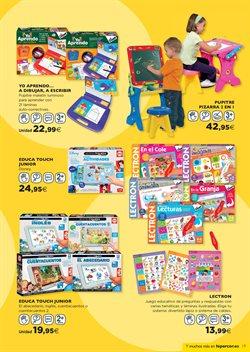 Ofertas de Pizarra infantil  en el folleto de Hipercor en Madrid