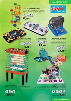 Ofertas de Juegos de mesa  en el folleto de Hipercor en Madrid