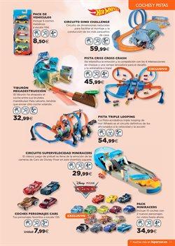 Ofertas de Cars  en el folleto de Hipercor en Málaga