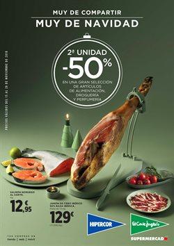 Ofertas de Hiper-Supermercados  en el folleto de Hipercor en Madrid