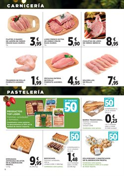 Ofertas de Pechuga de pollo  en el folleto de Hipercor en Madrid