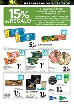 Ofertas de Actimel  en el folleto de Hipercor en Alcalá de Henares