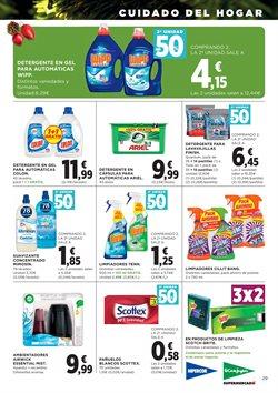 Ofertas de Detergente en cápsulas  en el folleto de Hipercor en Chiclana de la Frontera