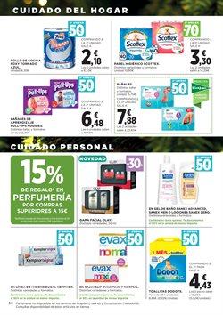 Ofertas de Gel de baño  en el folleto de Hipercor en Santa Lucía de Tirajana