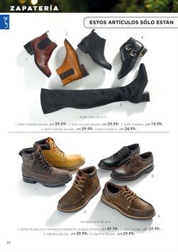 Ofertas de Zapatos  en el folleto de Hipercor en Paterna