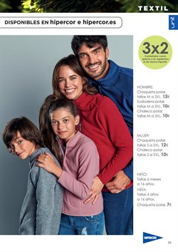 Ofertas de Chaqueta mujer  en el folleto de Hipercor en Madrid