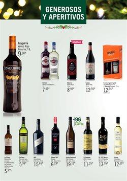 Ofertas de Bebidas  en el folleto de Hipercor en Málaga