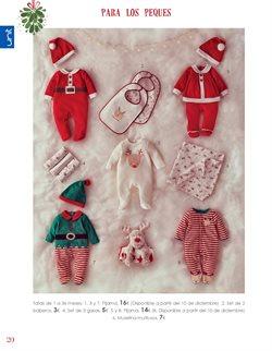Ofertas de Cuidado del bebé  en el folleto de Hipercor en A Coruña