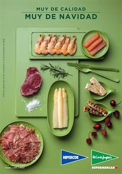 Ofertas de Hiper-Supermercados  en el folleto de Hipercor en Sevilla