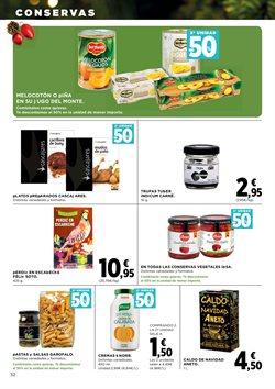 Ofertas de Pasta  en el folleto de Hipercor en Sagunt-Sagunto
