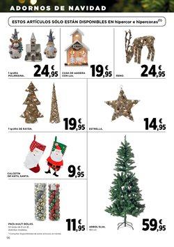 a3a33918ff8 Ofertas de Adornos de Navidad en el folleto de Hipercor en Utebo