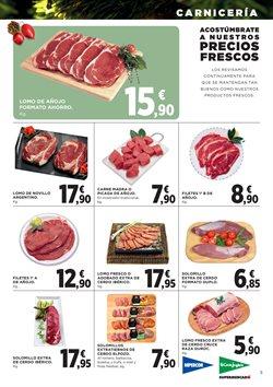 Ofertas de Carne y charcutería  en el folleto de Hipercor en Madrid