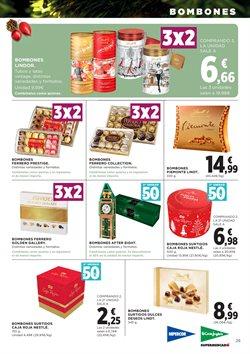 Ofertas de Chocolate  en el folleto de Hipercor en Murcia