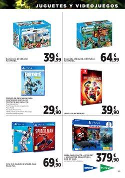 Ofertas de Juegos PS4  en el folleto de Hipercor en Dos Hermanas