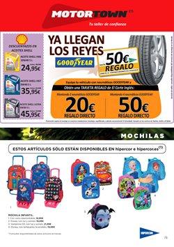 Ofertas de Mochila  en el folleto de Hipercor en Madrid