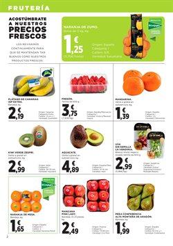 Ofertas de Naranjas  en el folleto de Hipercor en Madrid