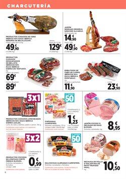 Ofertas de Loncheados  en el folleto de Hipercor en Fuengirola
