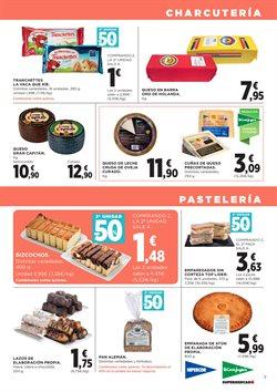 Ofertas de Pan  en el folleto de Hipercor en Málaga