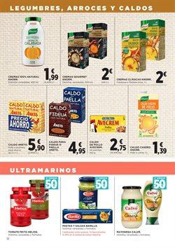 Ofertas de Pasta  en el folleto de Hipercor en Madrid