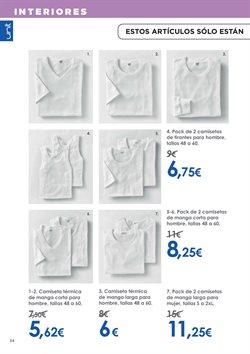Ofertas de Ropa  en el folleto de Hipercor en Madrid