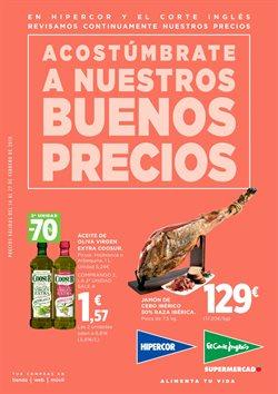 Ofertas de Hipercor  en el folleto de Alcalá de Henares