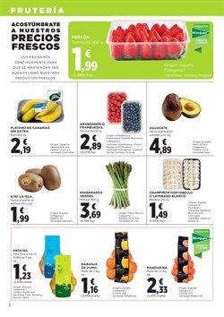 Ofertas de Frutas del bosque  en el folleto de Hipercor en Madrid