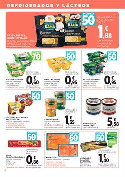 Ofertas de Desayuno, postres y pan  en el folleto de Hipercor en El Puerto De Santa María