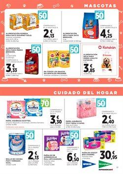 Ofertas de Papel higiénico  en el folleto de Hipercor en Barcelona