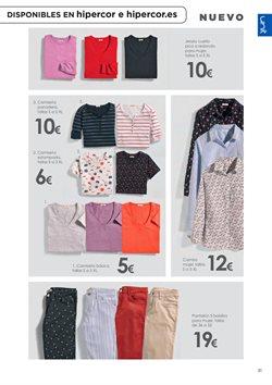 Ofertas de Camiseta  en el folleto de Hipercor en Valladolid