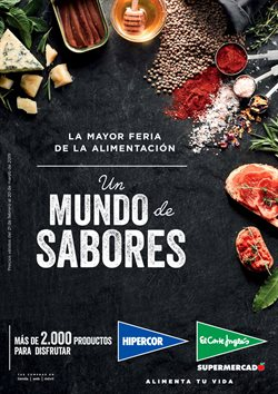Ofertas de Hipercor  en el folleto de Barcelona