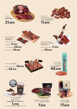 Ofertas de Embutidos ibéricos  en el folleto de Hipercor en Madrid