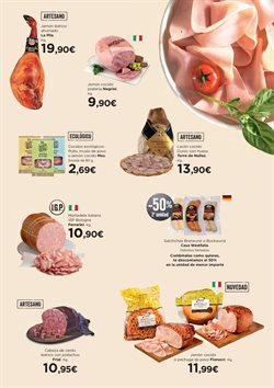 Ofertas de Carne de cerdo  en el folleto de Hipercor en El Ejido