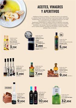 Ofertas de Aceite de oliva  en el folleto de Hipercor en Santa Lucía de Tirajana