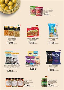 Ofertas de Snacks  en el folleto de Hipercor en Telde