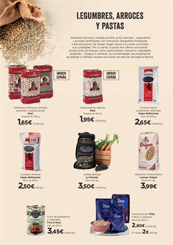 Ofertas de Arroz, pasta y legumbres  en el folleto de Hipercor en Sagunt-Sagunto